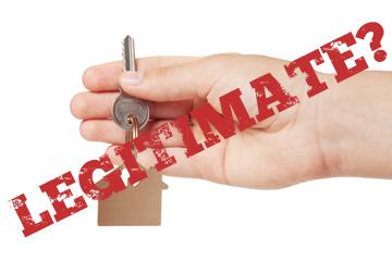 Legitimate Locksmith Services