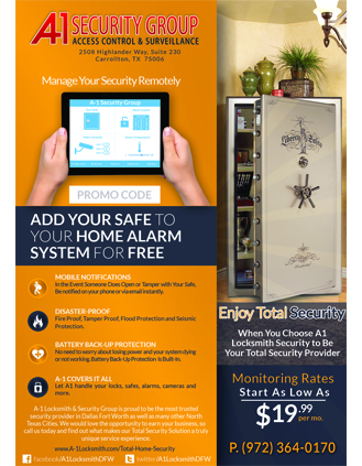 Home Security Promotion