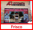 A-1 Locksmith - Frisco