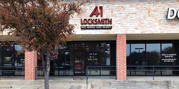 A-1 Locksmith McKinney
