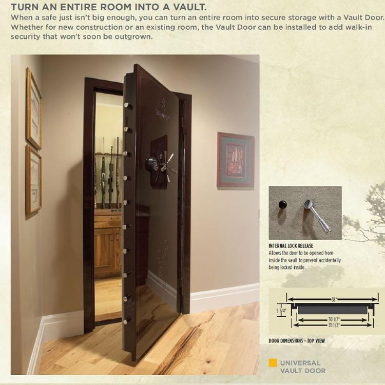 Browning Universal Vault Door A 1 Locksmith