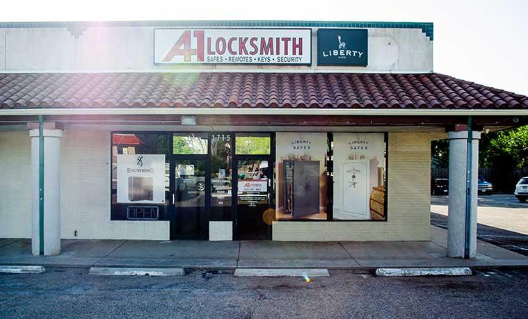 A-1 Locksmith Arlington, TX - Arlington Locksmith - Safe Sales - Est