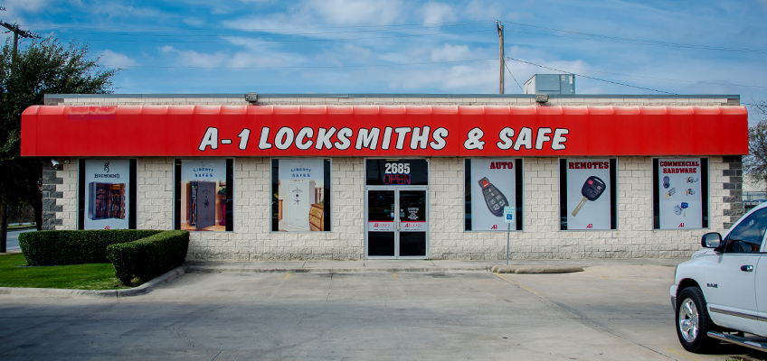 A 1 Locksmith Dallas Tx Dallas Locksmith Safe Sales