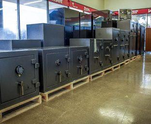 Safe Sales & Repair | A-1 Locksmith