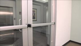 Why Are Push Bars So Important for Commercial Security_