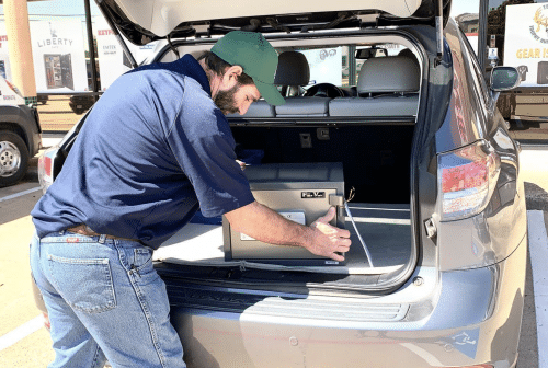 The Big Home Safe Question - Delivery or Pickup_