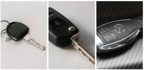 How Car Keys Have Changed Over the Years