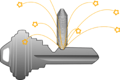 KeyMe vs. Professional Key-Cutting Services