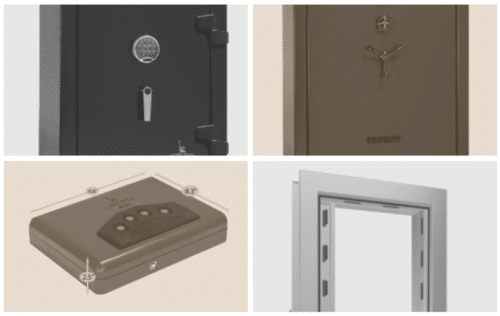 A Look at the 4 Different Types of Liberty Safe Options