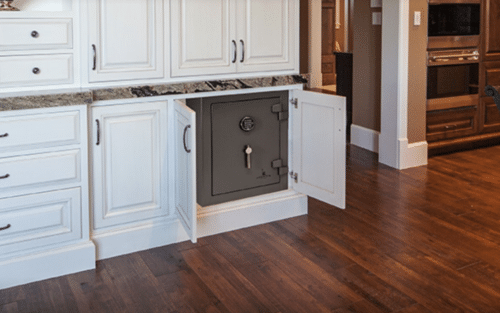 3 Little-Known Places You Can Store a Home Safe