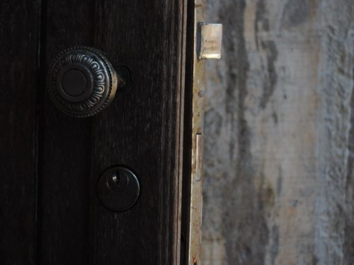Why Your Door Suddenly Stopped Latching