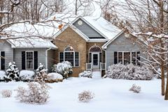 Preparing Your Home for Winter - 4 Security Tips